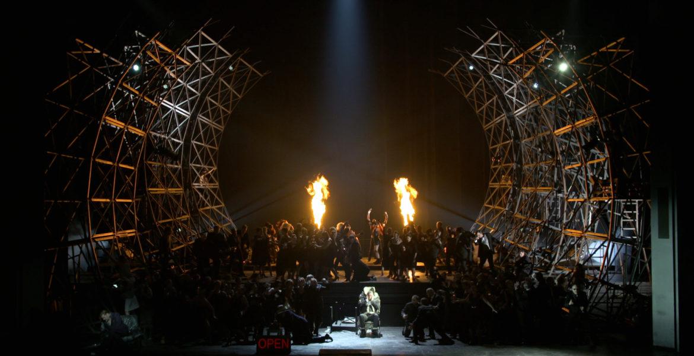 Mefistofele recorded at Bayerische Staatsoper, 2015