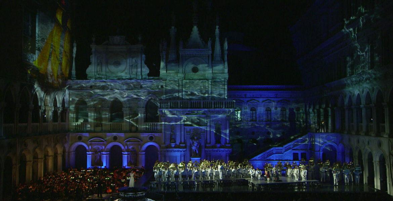 Otello, recorded at Palazzo Ducale Venezia, 2013